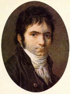 beethoven um 1803 - Beethoven Lebenslauf